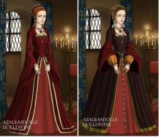 Katherine of Aragon by TFfan234