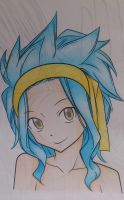 Levy McGarden - Color Pencils by Merevy1706