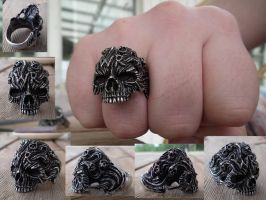 Wicked Red Guild Ring by SimonSaysBaka