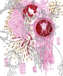 Total and utter pink chaos by manfishinc