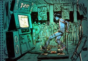 pump it up by MIRRORMASTER
