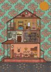 Ingrid's Super Ke'ai Doll House by ingridochoa