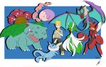 Draw your Pokemon team by Cartakerjvb