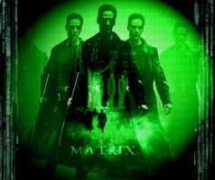 Matrix by serialkiller07