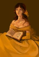 Disney Belle by MeryChess