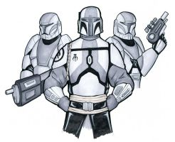 Taglar and the Ban-Hammers by TravisTheGeek
