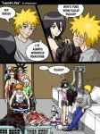 Bleach: Laundry Day by ErithEl
