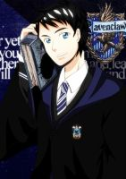Tish's Ravenclaw Original Character by Furansessu