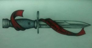 The Bayonet by tamiamX3
