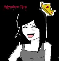 Adventure Time +Marceline+ by Dalim-chan1234