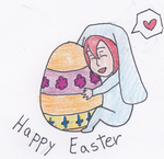 Happy Easter by ValentinaAmai