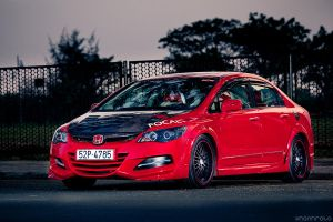 Civic 08 - 4 by khanhfat