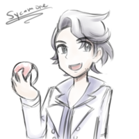 Prof. Sycamore (commission) by xKirameku-Lunaix