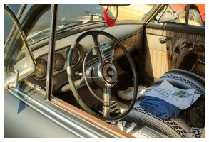 Interior Of A Packard Clipper by TheMan268