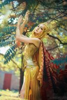 Athena - Immortals by The-Kirana