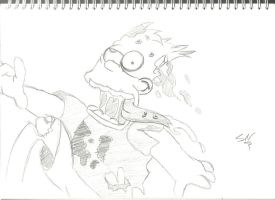 zombie bart by spectra-night