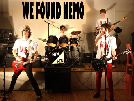 We Found Nemo - Band Promo 1 by dylanridley