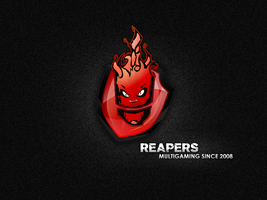 Logo For Reapers Gaming by lukearoo