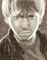 Rupert Grint by magentafreak