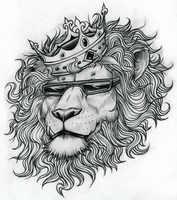 KING OF LEOS by BROWN73