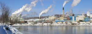 Industrial Panorama by ToeTag