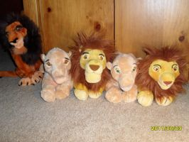 WDW Lion king collection by Nostalgic90s