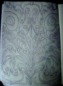 Patterns - Sketchbook No.2 by Skull-On-The-Horizon