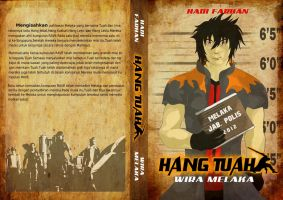 Illustration Book Cover Hang Tuah by hadyzero