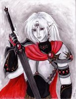 Elric of Melnibone by E1L0n3wy