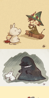 Moomin Days by PhuiJL