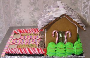 '09 house, right side by celacia