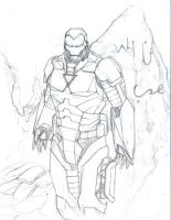 I Is IronMan by SharpWriter