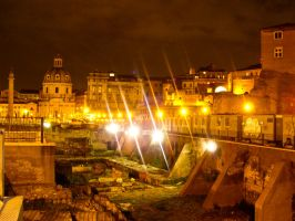 Foro Romano, Rome by ornis