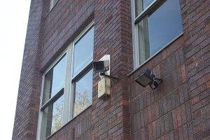 cctv camera thing by syrustock