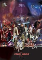 STAR WARS by tanman1