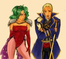terra and edgar by pilpina77