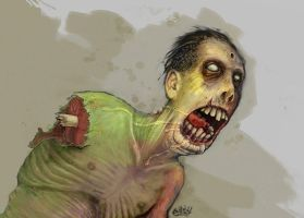 Zombie by dislodge