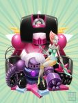 Steven Universe Robots V by GusSantome by Gus-Santome