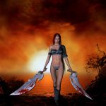 Narico Blades Of Death by mercone