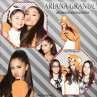 Pack Png de Ariana Grande by EditionsColorful