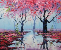 Spring Splendor by artsaus
