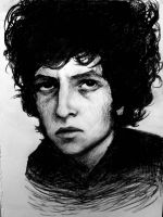 Bob Dylan by StarMoonCow