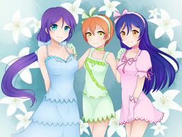 Lily White by LensArtCorner