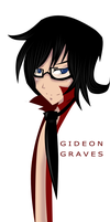 Gideon Gordon Graves by theREDspy
