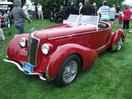 1935 Amilcar Pegase Grand Prix Roadster by Aya-Wavedancer