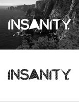 INSANITY font by SK0RP30N7