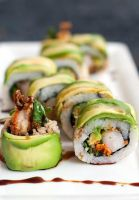 Dragon Roll Sushi Recipe by tracylopez