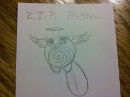 R.I.P: P-Stew the Poliwag by P-Stew