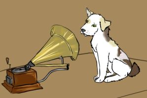 Benny: His Master's Voice by Gleadless