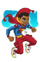 Super Natural Boy by Marcusthevisual